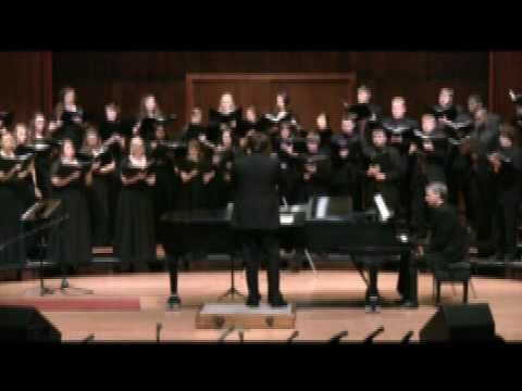 Missa Brevis: II Gloria Richard Burchard ASU Conce...