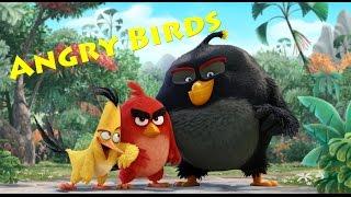 киндеры Angry Birds. шоколадные яйца Энгри Бердс