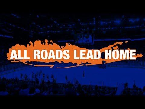 All Roads Lead Home: The New York Islanders Return to Long Island