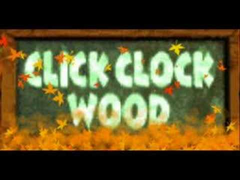 click clock wood autumn 1