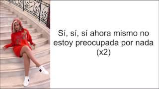 Bebe Rexha - I Got Time (Letra en español)