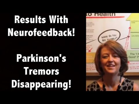 Results with Neurofeedback! Parkinson
