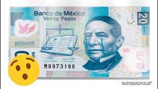 ¿Sabes por qué va a desaparecer el BILLETE de 20 PESOS en MÉXICO? thumbnail
