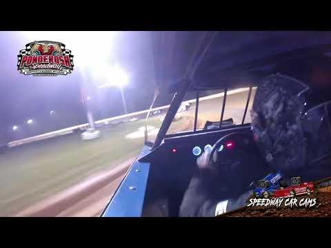 #44 Tommy Gregory - Open Wheel - 5-17-19 Ponderosa Speedway - In Car Camera