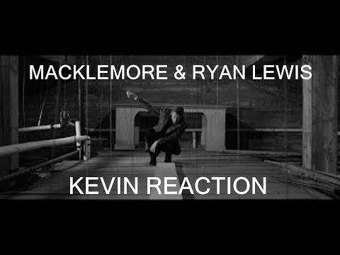 MACKLEMORE & RYAN LEWIS - KEVIN (FT. LEON BRIDGES) - OFFICIAL REACTION