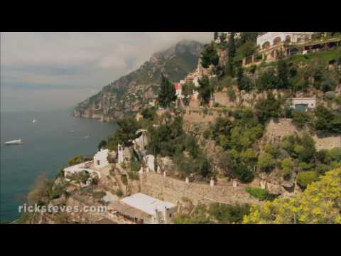 Amalfi Coast, Italy: A Cliff Top Drive