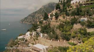 Amalfi Coast, Italy A Cliff Top Drive
