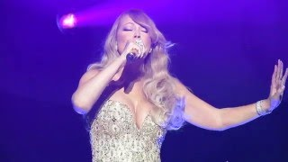 Mariah Carey Without you Live in Glasgow