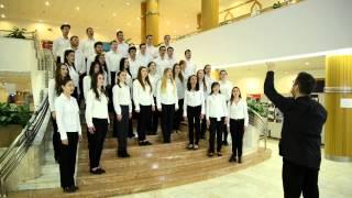 GAUDEAMUS IGITUR- Corul Gh. Dima al Facultatii de Muzica Brasov