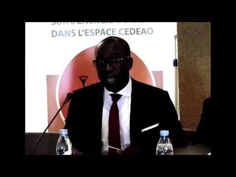 AZIZ FALL DIRECTEUR DE L'ENERGIE A L' ANER SENEGAL