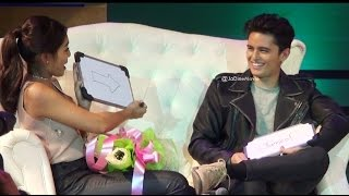 Yamaha Grand Fans Day: Compatibility Game with JaDine part 1