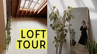 Just Moved In Loft Tour! Alli Cherry