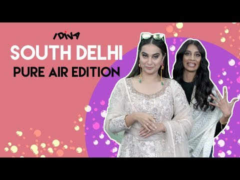 iDIVA | South Delhi - Pure Air Edition | Billi Maasi And Chanayi's Solution To Delhi's Pollution