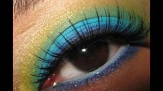 """Island Paradise"" makeup tutorial Thumbnail"