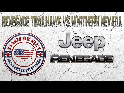 RENEGADE TRAILHAWK VS NORTHERN NEVADA (Stasis Or Flux)