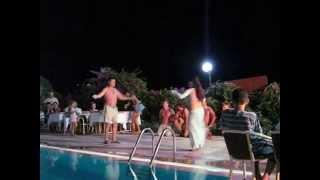 обучение танцу живота мужчин