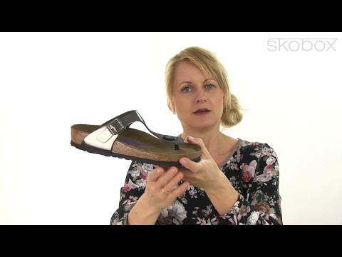 Birkenstock sandal – Gizeh Tårem Sandal (Metallic) item no.: 1003676