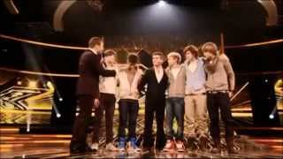 One Direction : The X Factor story part 3