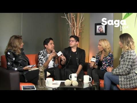 Saga - Pepe y Teo Ricardo Monreal Alicia Canales y Maribel Martinez