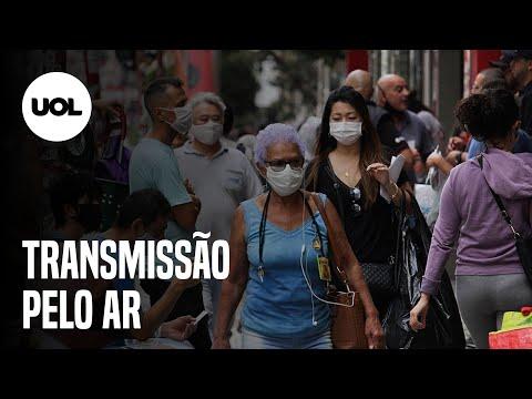 OMS: TRANSMISSÃO DA COVID-19 PODE SER MAIS AMPLA DO QUE SE IMAGINAVA