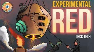 Instant Deck Tech: Experimental Red (Standard)