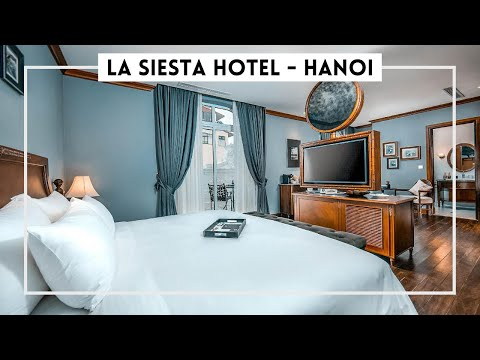 La Siesta Hotel & Spa - Beautiful Boutique Hotel in Hanoi (Vietnam)
