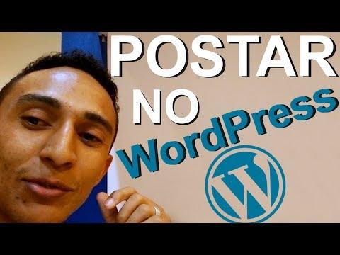 Como postar artigo (post) no seu blog Wordpress corretamente from YouTube · Duration:  27 minutes 23 seconds