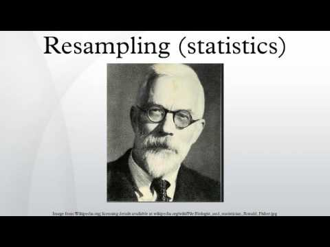 Resampling (statistics)