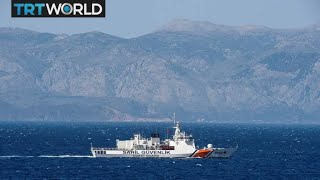 Tensions rise between Turkey and Greece in the Mediterranean
