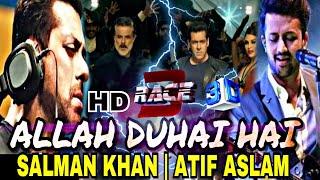 Race 3 Allah Duhai Hai Recreate | Lyrics By Salman Khan | Atif Aslam | Choreograph by Remo D'Souza