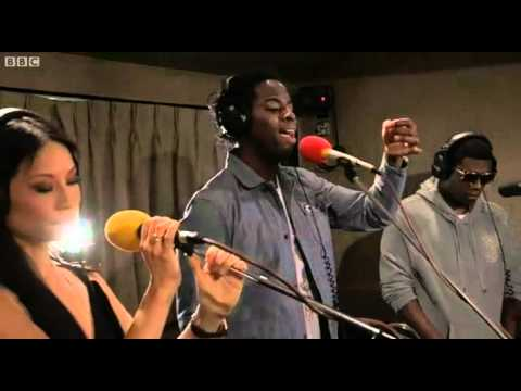 The Bullitts Lucy Liu Jay Electronica Close Your Eyes BBC Radio 1 Live Lounge 2011