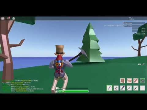ROBLOX : (STRUCID) ALPHA - YouTube