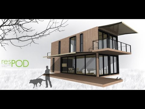 PREFAB FRIDAY: Modularean Eco Prefab Dollhouse!