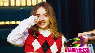 WORK IT Behind The Scenes Clips & Bloopers - Sabrina Carpenter Netflix Movie