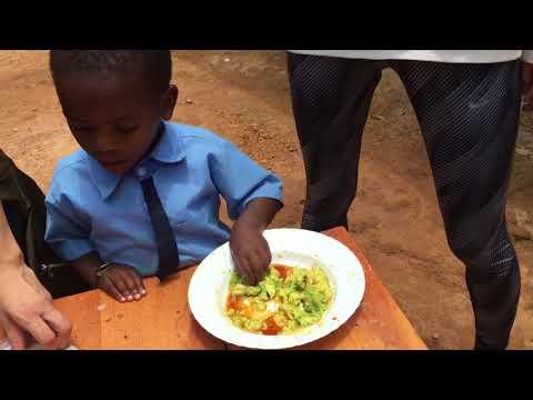 「ルワンダ産絶品アボカド」×「自家製醤油」@Bashi's Kitchen