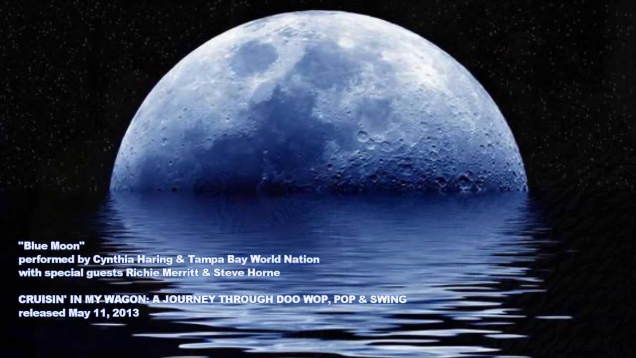 Download Blue Moon - Cynthia Haring & World Nation