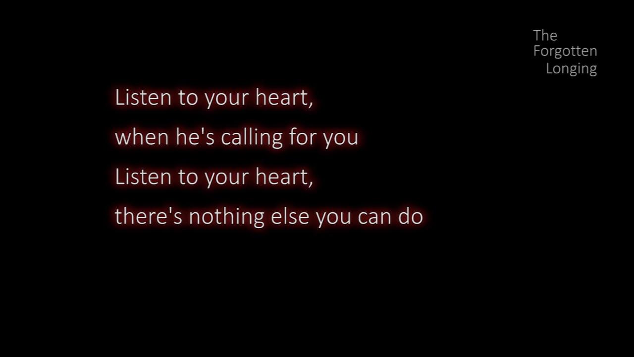 Download Listen To Your Heart - Roxette (Lyrics) [HD]