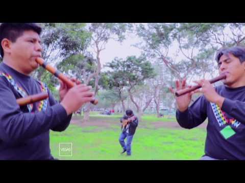 GODOFREDO SULLCA - MARINERA HUANCAVELICANA (VÍDEO OFICIAL)