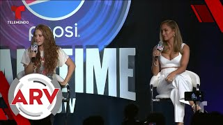 Super Bowl 2020: JLO y Shakira prometen un show con mucho sabor latino | Al Rojo Vivo | Telemundo