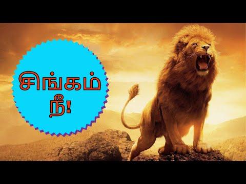 சிங்கம் நீ | Coach Vijay Prayag's Motivational Speech Tamil | Part-7