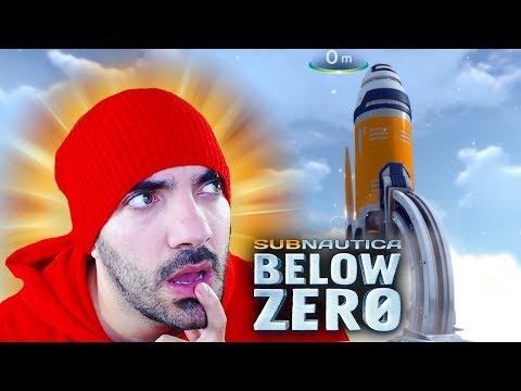LANZANDO UN COHETE AL ESPACIO ⭐️ Subnautica Below Zero #3   iTownGamePlay