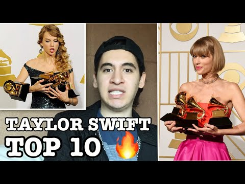 TOP 10 CANCIONES DE TAYLOR SWIFT