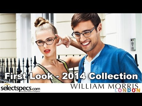2014 William Morris London Eyewear - First Look By SelectSpecs.com