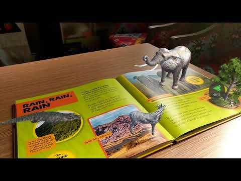 AR storybook