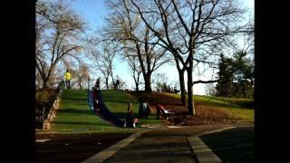 My Trip to Blue Slide Park