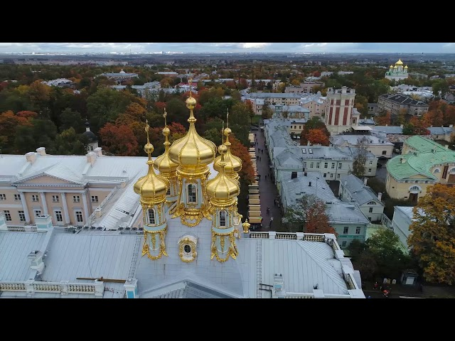 St. Petersburg - Peterhof, Puschkin, Pawlowsk - Newa Reisen