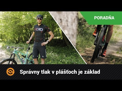 Správny Tlak V Plášťoch Je Základ    PORADŇA - MTBIKER.SK