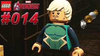 LEGO MARVELS AVENGERS #014 Quicksilver ★ Let's Play LEGO Marvels Avengers [Deutsch]