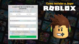 Tutorial How to download, install and play Roblox (2016)