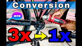 Cheapest 3x To 1x Conversion in Hindi   3X8 to 1X8 conversion   F 2 P